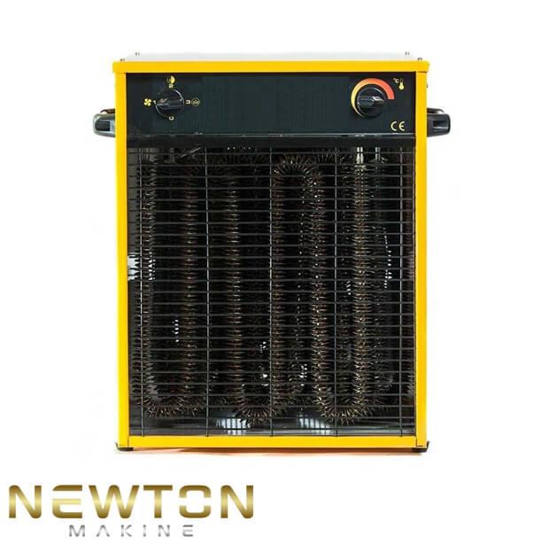 Elektrikli İnşaat Şantiye Isıtıcısı 22KW