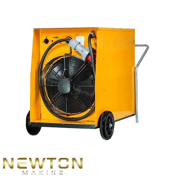 Elektrikli İnşaat Şantiye Isıtıcısı 40KW