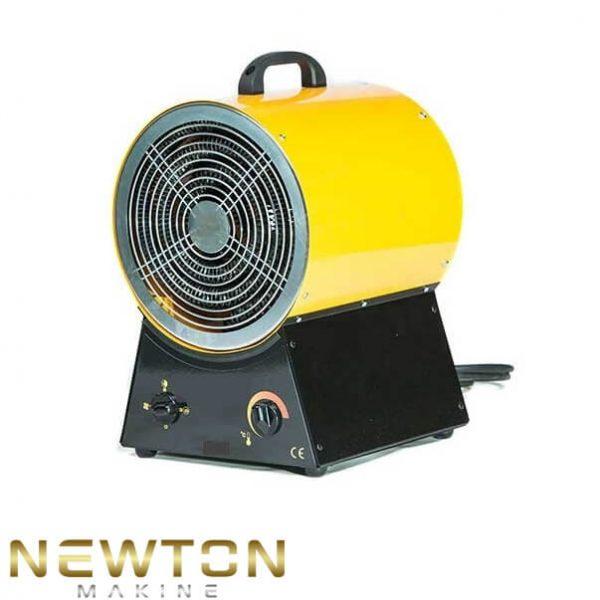 Elektrikli İnşaat Şantiye Isıtıcısı 5KW