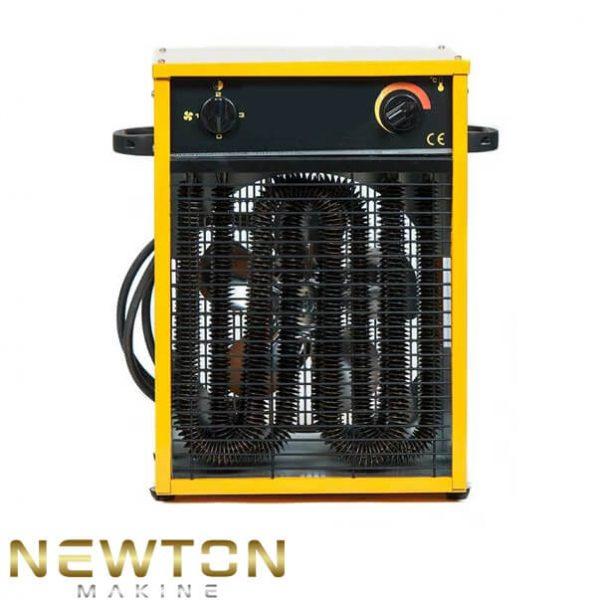 Elektrikli İnşaat Şantiye Isıtıcısı 9KW