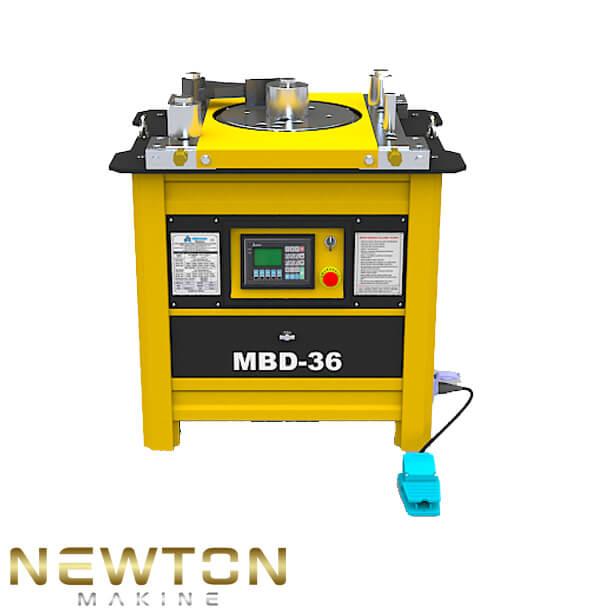 DMB 36 mm demir bükme makinesi