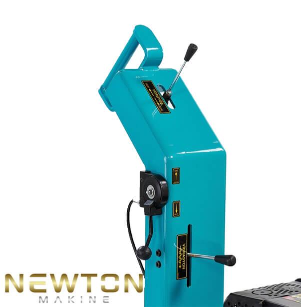 Vibrasyonlu Silindir VES60 makinesi