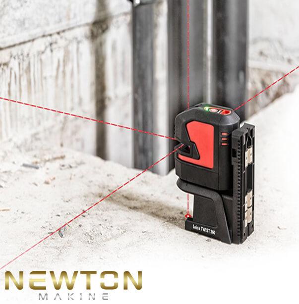 leica lino p5 beş nokta atışı lazer