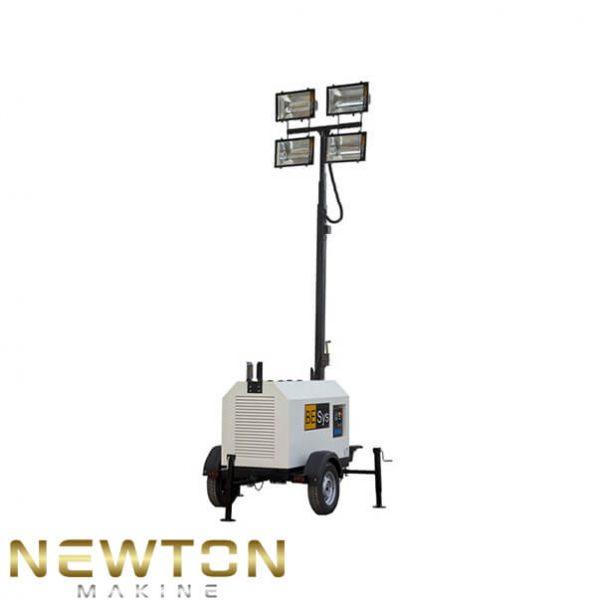 mekanik aydınlatma kulesi özellikleri